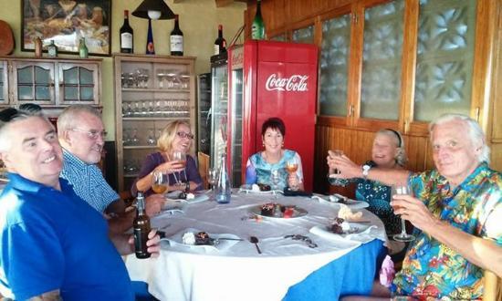 Asadero de Macher : Great afternoon with good friends