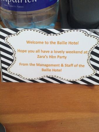 写真The Bailie Hotel枚