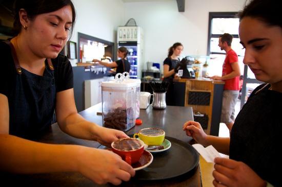 Cafe Medici: Medici Team
