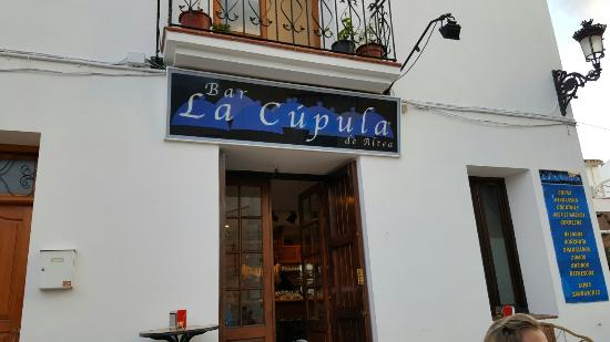 Bar la Cupula de Altea