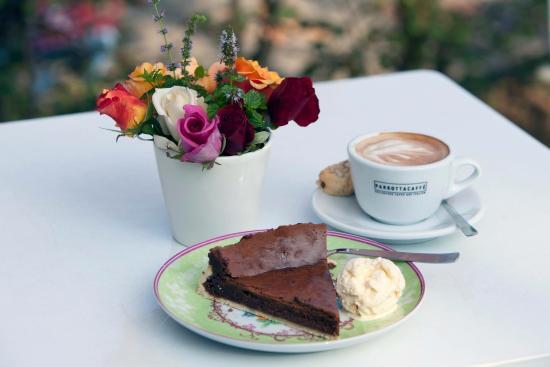 Merzhausen, เยอรมนี: Cafe im Bad