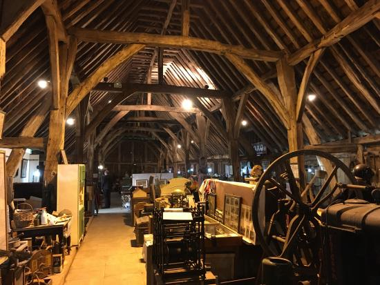 Upminster Tithe Barn Museum of Nostalgia