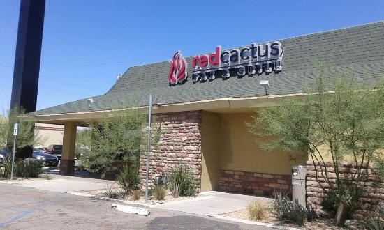 Red Cactus Bar and Grill: Esterno