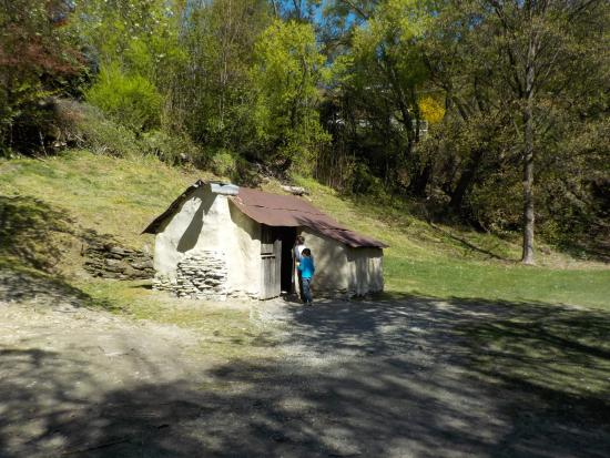 Arrowtown, Nova Zelândia: historical walk