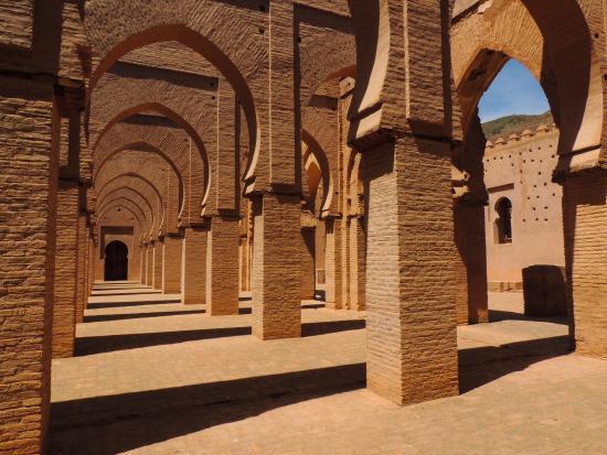 Tin Mal Mosque: impressive