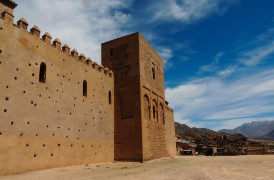 Ijoukak, Morocco: Tin Mal mosque