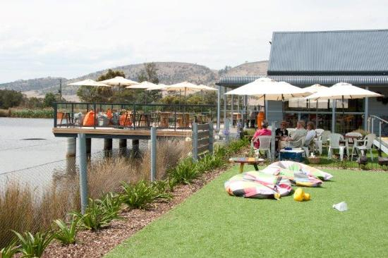 Puddleduck Vineyard: Enjoy a picnic in our outside areas