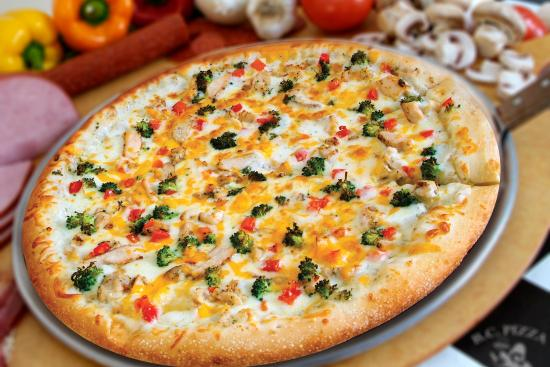 B.C. Pizza: Chicken Parmazetti