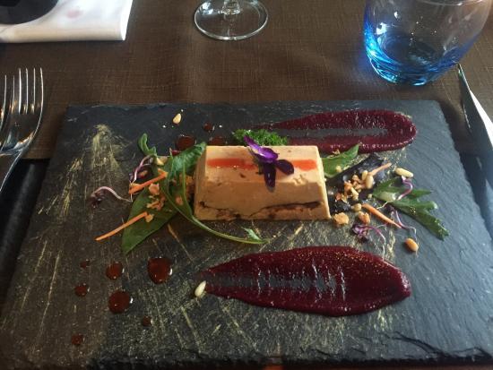 Seltz, França: Lingot de foie gras, un délice 👌