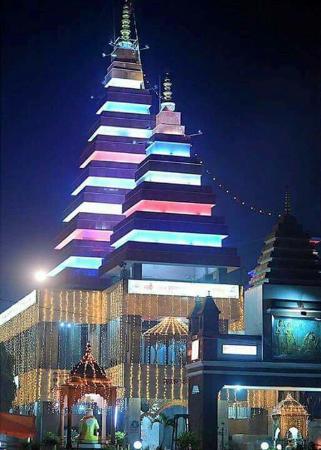 Patna, India: Hanuman Mandir