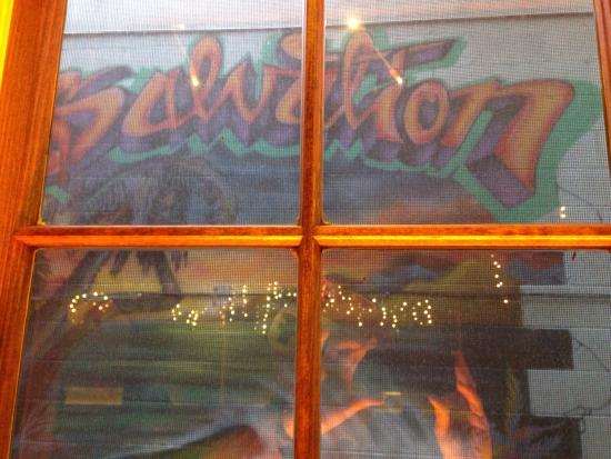 Salvation Cafe : Funky and fun!