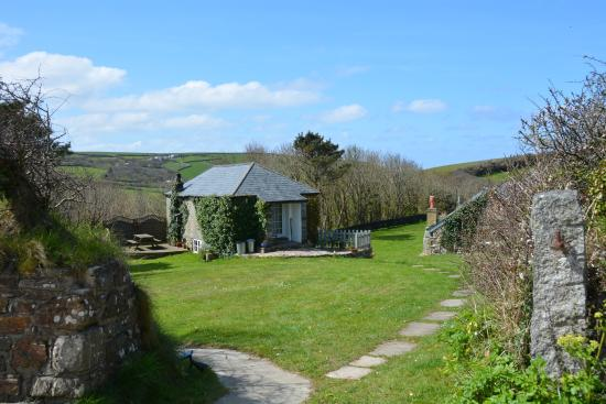 Cleave Farm Holiday Cottages: Cleave Cottage