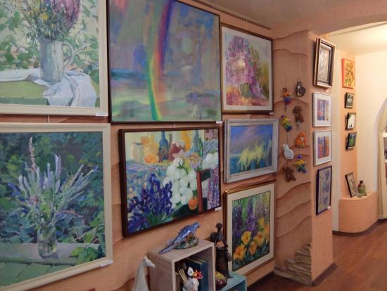 Design Gallery Pereulok Schastya