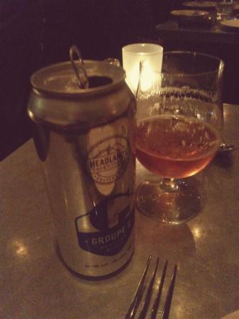 Delfina: Cerveja
