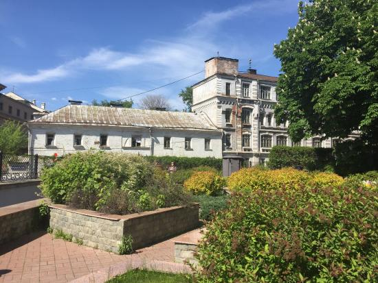 Morozovskiy Garden