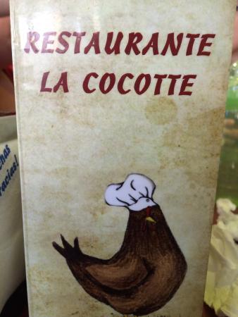 Restaurante La Cocotte