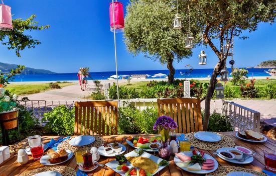 Oyster Restaurant breakfast
