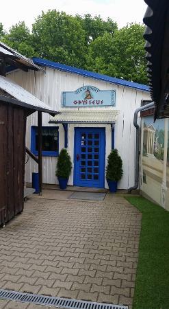Odysseus Neu Eingang Hof!!!!!