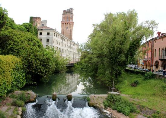 Riviera Paleocapa di Padova