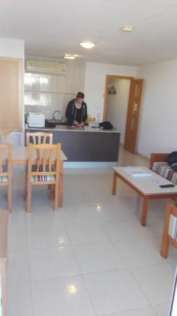Apartamentos Lido: living room #192