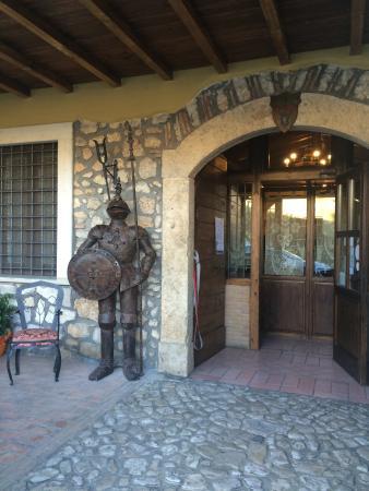 restaurant Il Cavaliere Nero