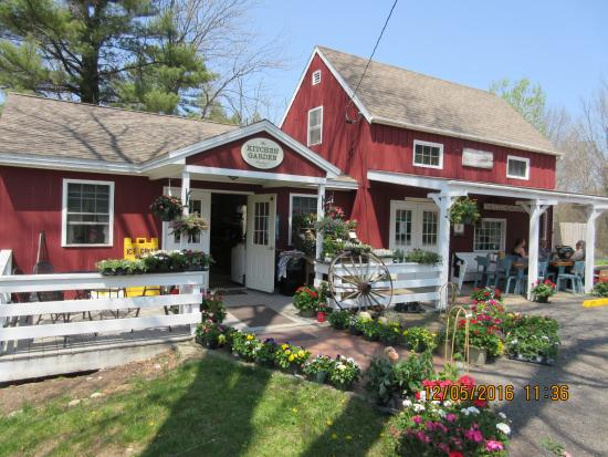 Awesome find off route 2 - Review of Henshaws' Kitchen