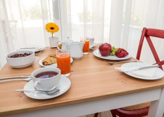 Haz-Zebbug, Malta: Breakfast Room