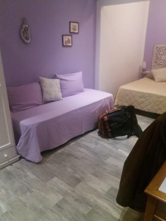 Allegretto Guest House: Lounge area