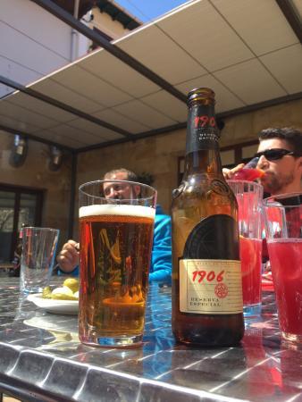 Buena Cerveza Preciosa Terraza A Ver Qué Tal La Comida