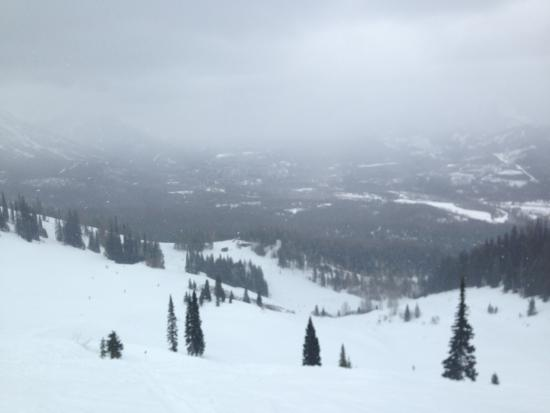 Fernie Alpine Resort: let it snow!