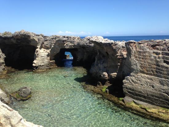 Tricase, Italia: piscina naturale