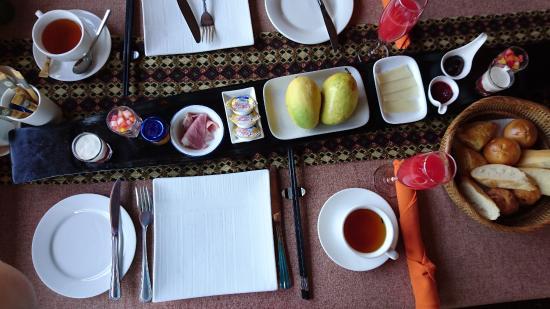 ViewPoint Lodge & Fine Cuisines Foto
