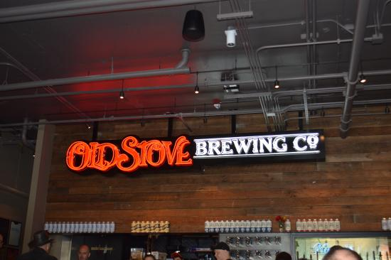 Old Stove Brewery
