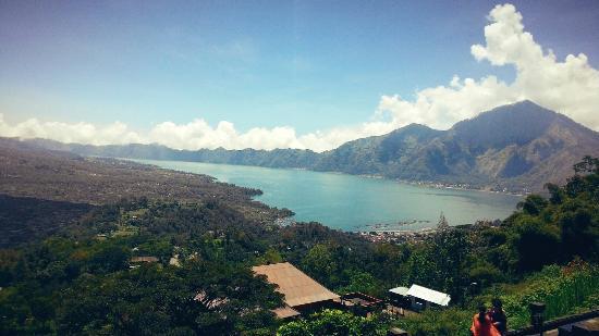 Lake Batur (Danau Batur)