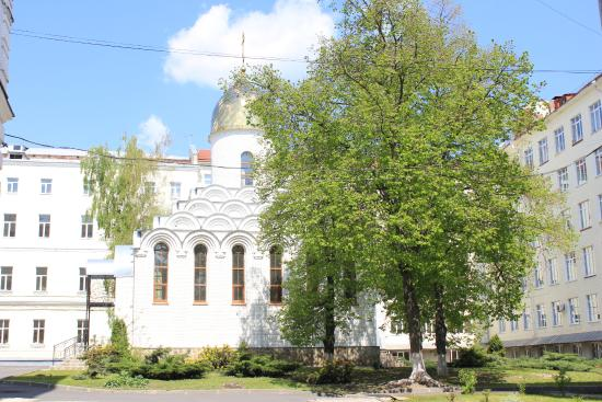 Temple of Saints Cyril and Methodius
