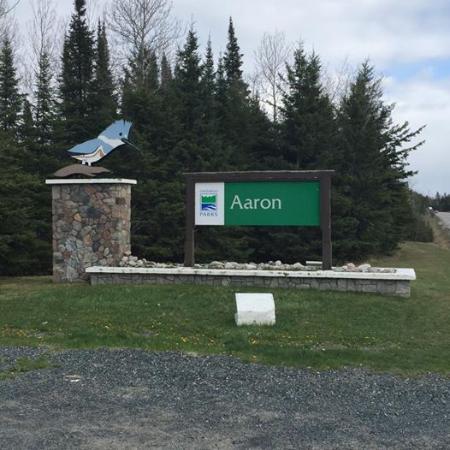 Aaron Provincial Park,...