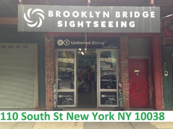 Photo of Tourist Attraction Brooklyn Bridge at Brooklyn Bridge, New York, NY 10038, United States