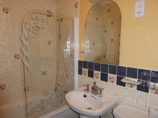 Tingwall, UK: Bathroom