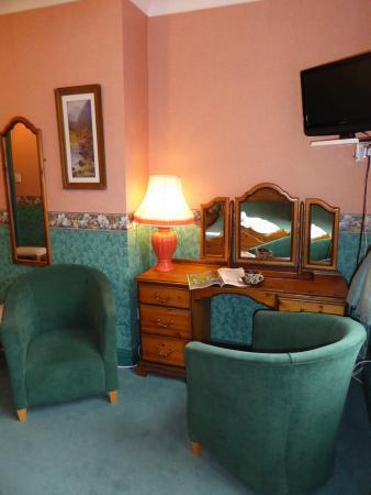Tingwall, UK: Room 3