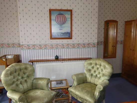 Tingwall, UK: Room 6