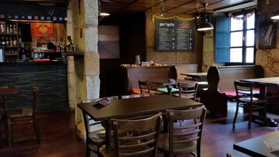 Restaurante garigolo en santiago de compostela con cocina - Cocinas en santiago de compostela ...