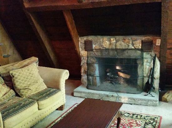Dillard House: Fabulous chalets