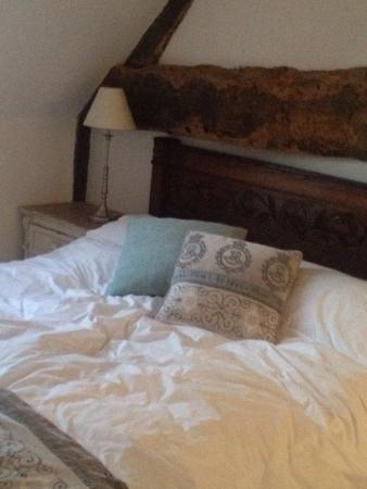 Saint-Hilaire-du-Harcouet, ฝรั่งเศส: Bedroom