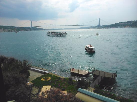 Sumahan on the Water: Vista desde la habitación Junior Suite (Beykoz)
