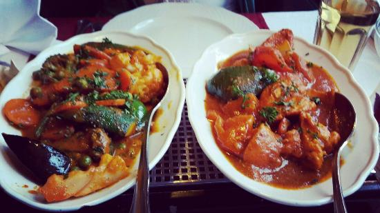 Kohinoor: Vegetarisch lecker