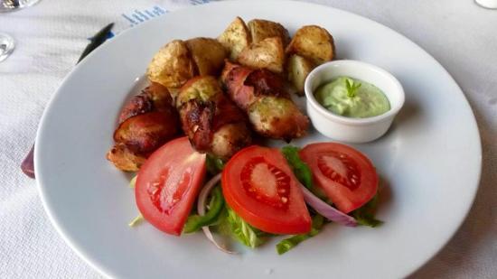 Brusko Restaurant Cafe Bar