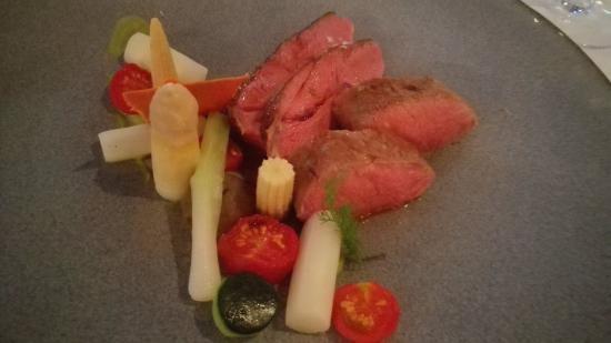 De Lutte, เนเธอร์แลนด์: Lovely diner