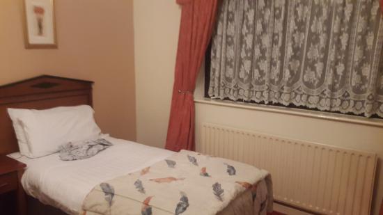 Lawlor's Hotel Dungarvan: Room 222