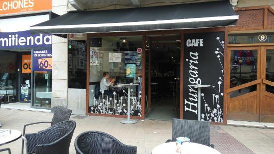 Cafe Hungaria