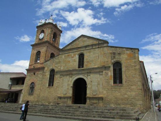 Iglesia Nuestra Senora de Chiquinquira  El Socorro